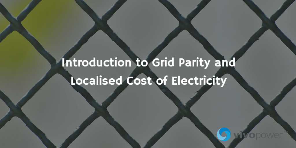 Introduction to Grid Parity and LCOE